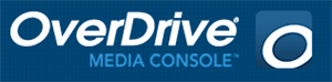 Graphic of Overdrive logo