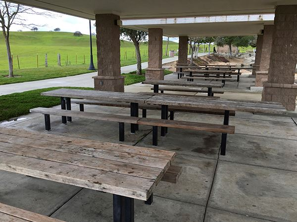 BSP Large Lake Pavilion Tables