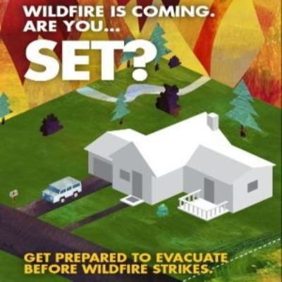 Wildfire Preparedness flyer