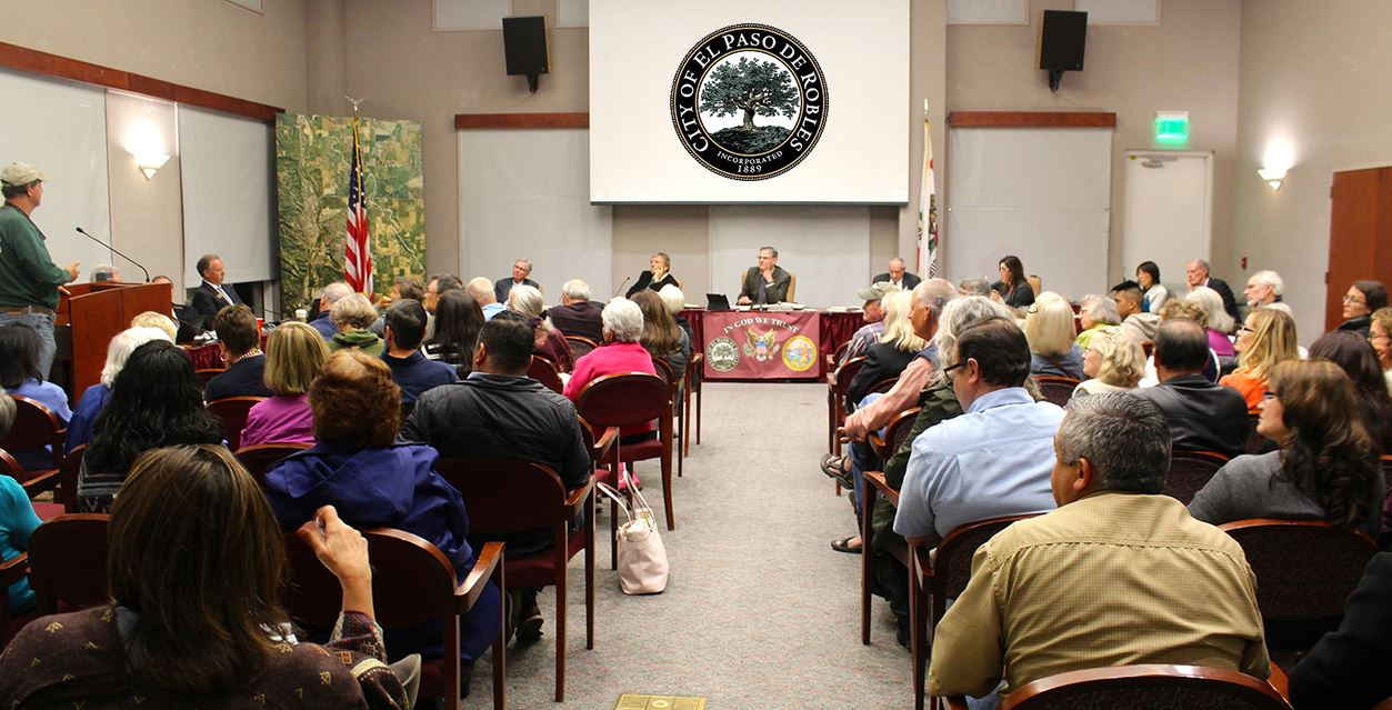 City Council Meeting_Full House