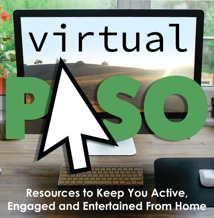 Graphic of Virtual Paso logo